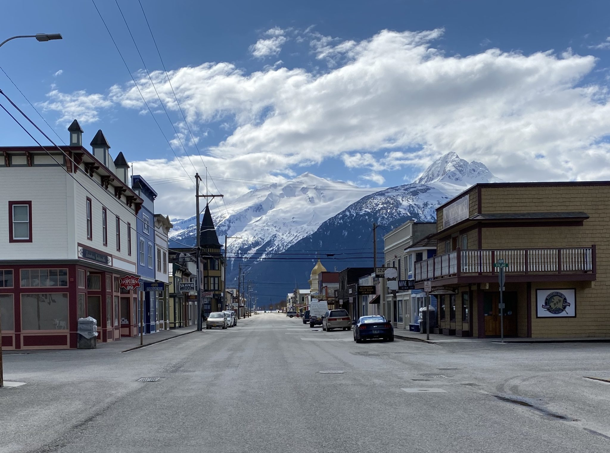 'We want to make sure that Skagway is still there'  – Norwegian Cruise Lines donating $2M to borough