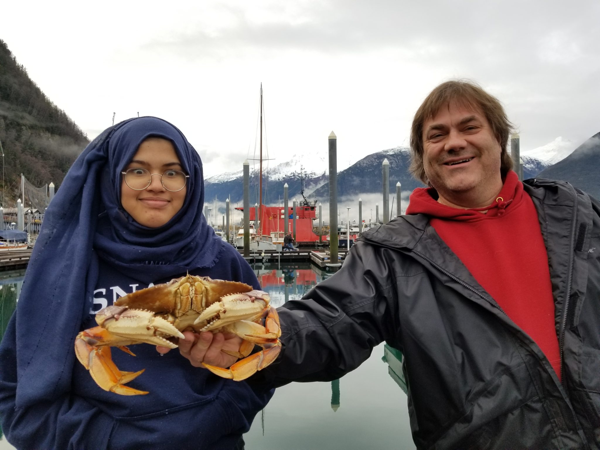 From Bangladesh to Skagway, a student's once in a lifetime journey