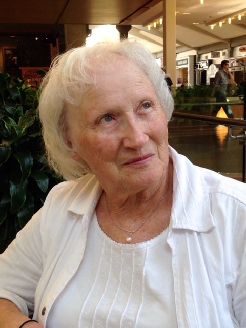 Barbara Moore –  obituary