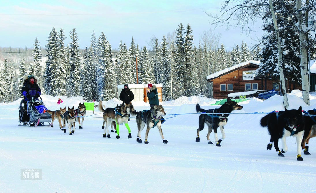 Yukon musher, Michelle Phillips, places 11th in Iditarod