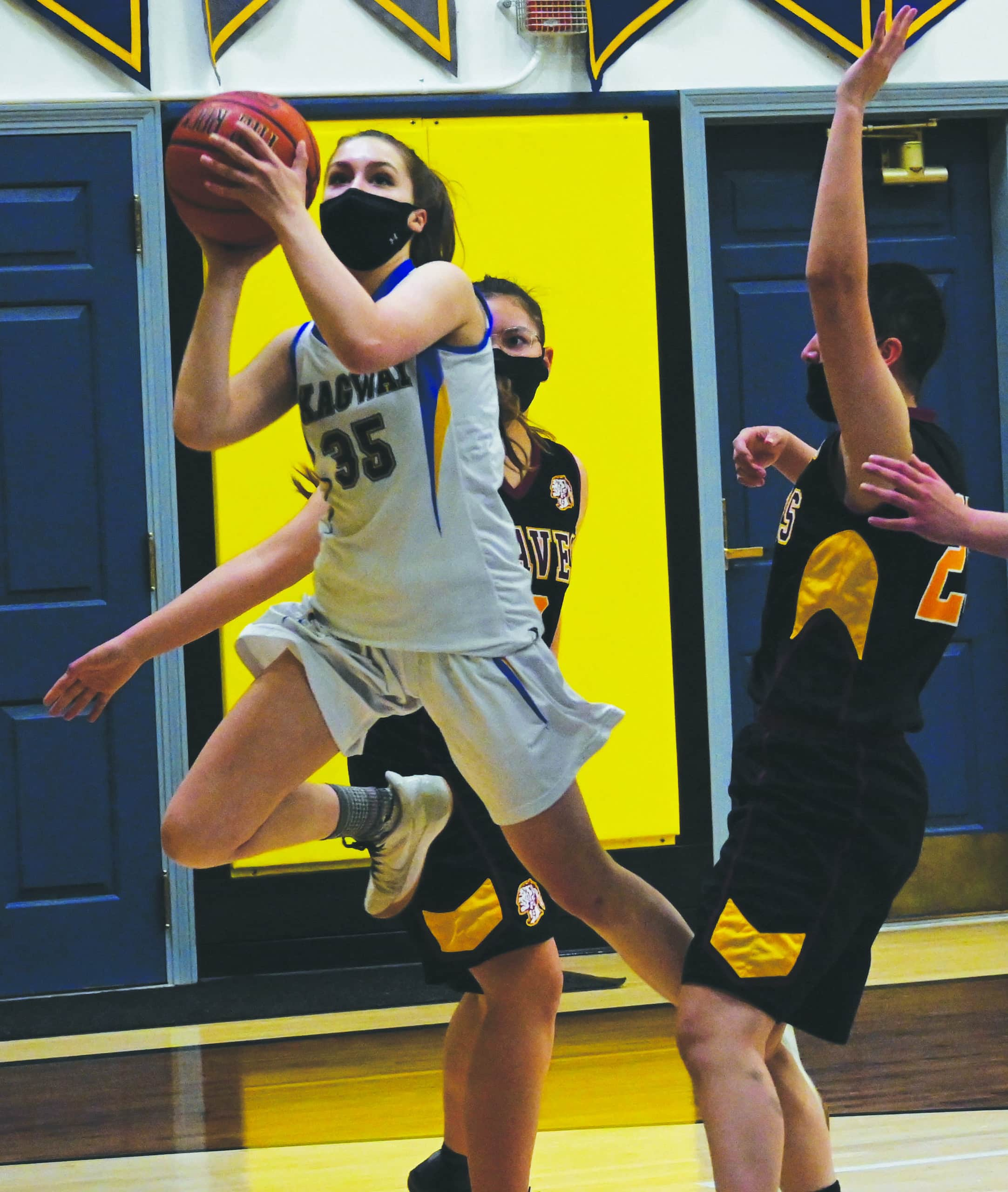 SHS successful in only home hoops of season; seniors honored