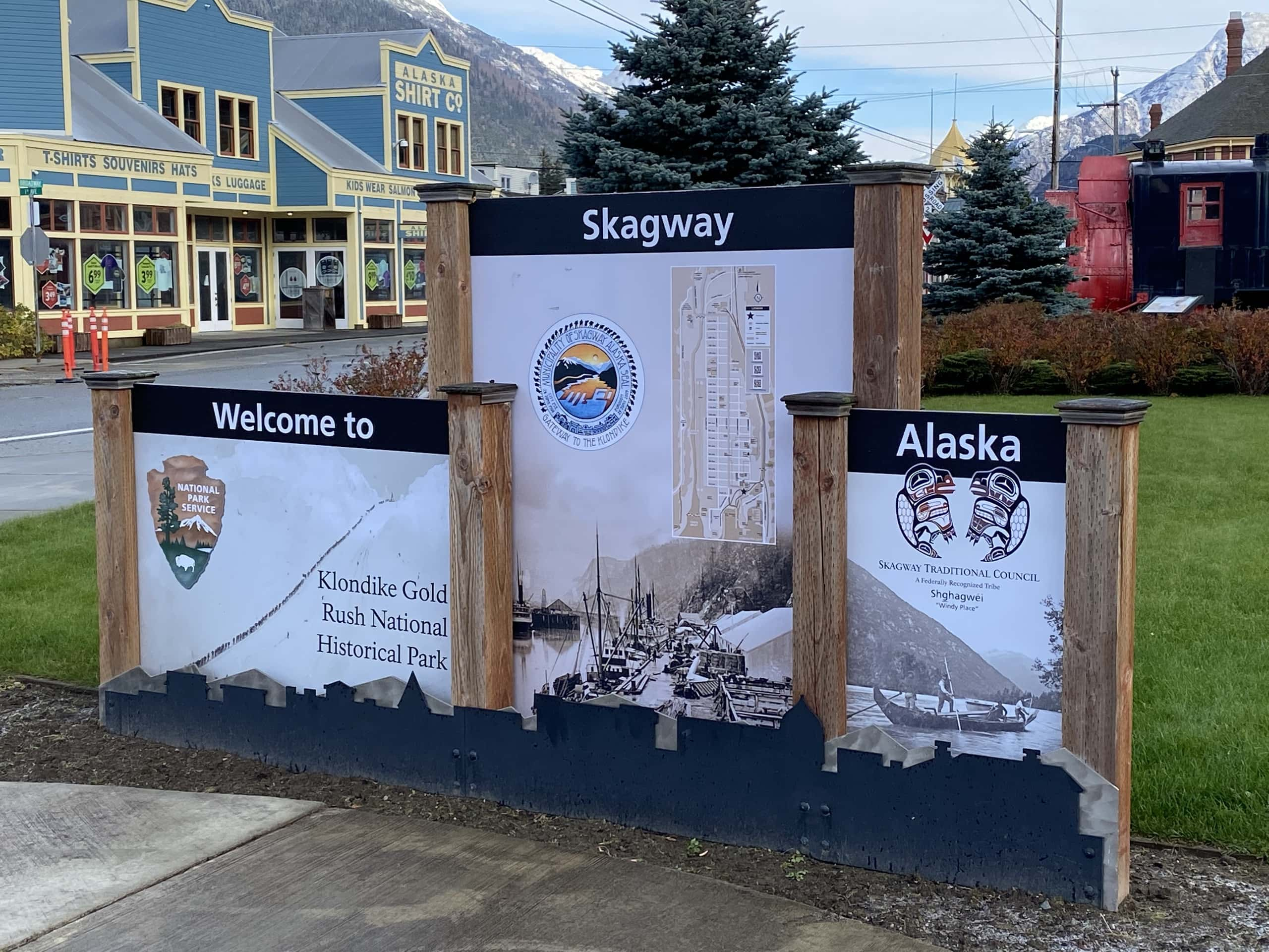 Mayor opens meeting acknowledging Skagway sits on traditional tribal land