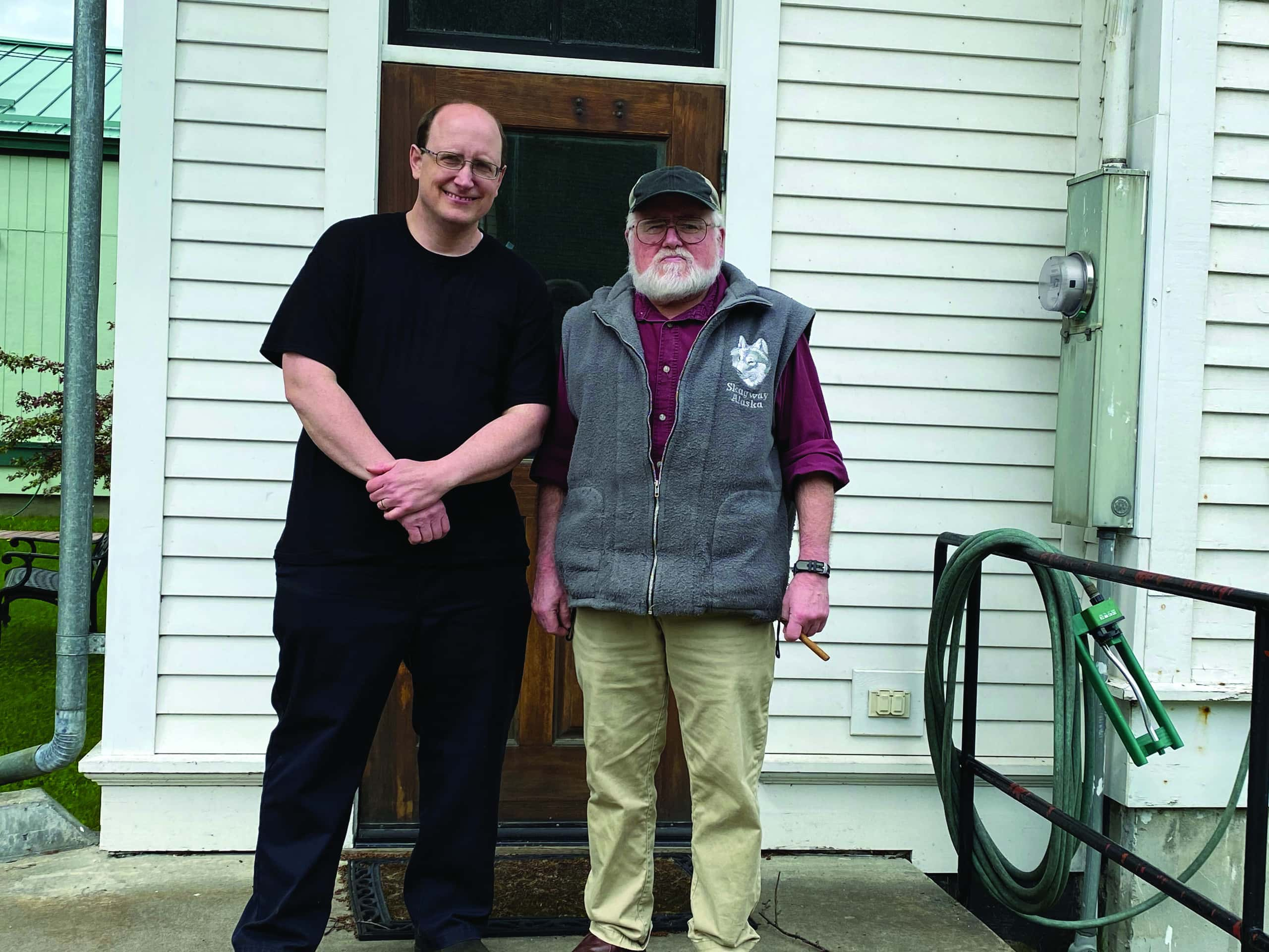 Senior Services welcomes new manager, restarts in-person meals