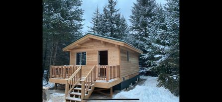 Off-season use of Dyea Cabin approved, camp host appointed