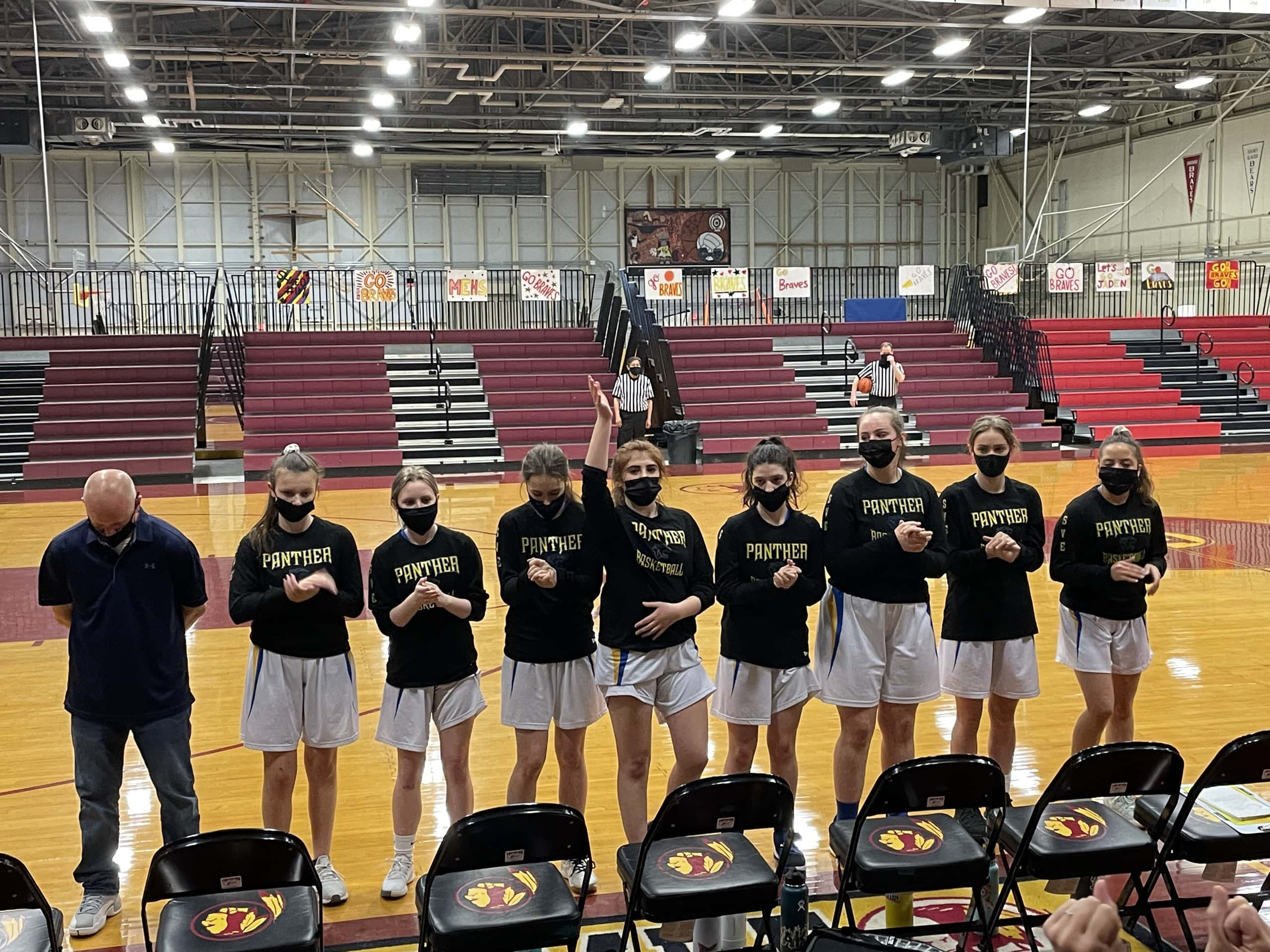 Panthers basketball takes second at Sitka mini-regionals