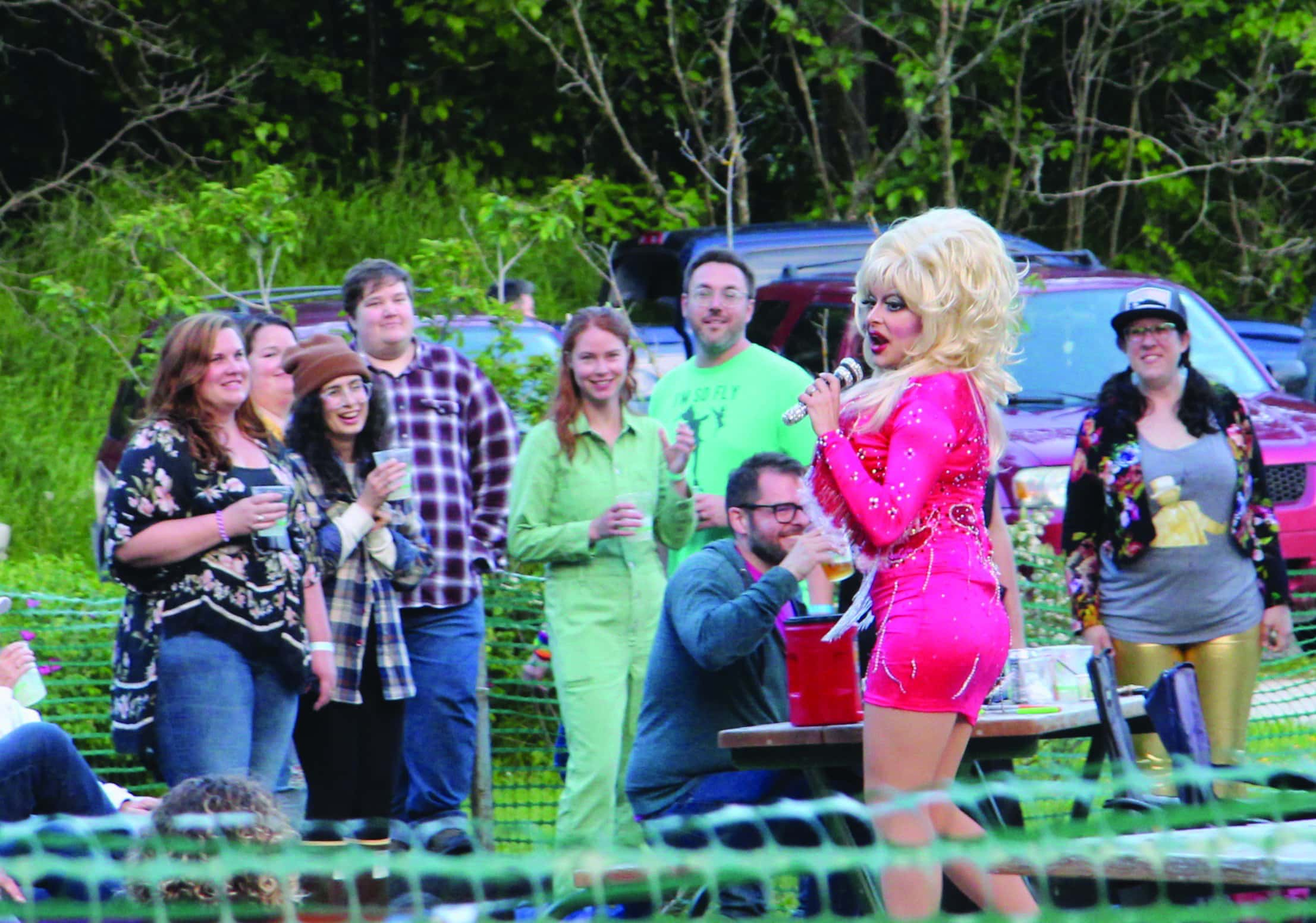 Juneau drag family gives stunning evening performance