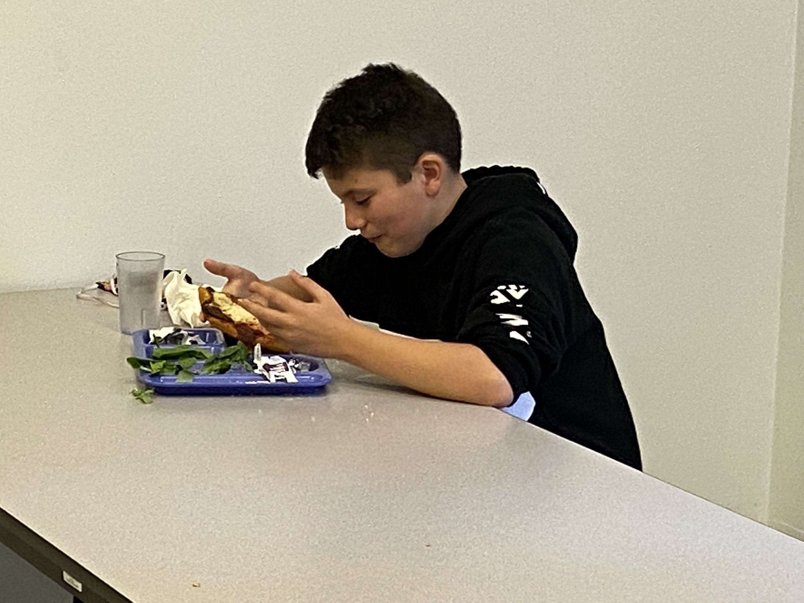Skagway School offers free lunches to students who qualify for Medicaid